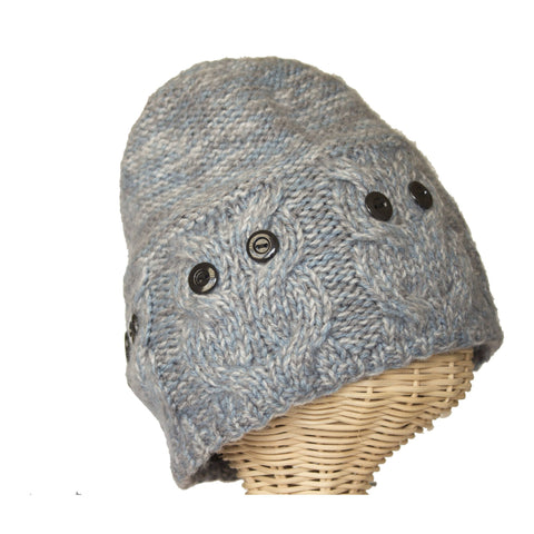 Owl Hat Blue