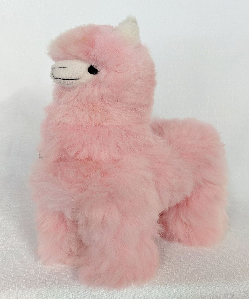 Jumbo Llama Pink  Stuffed Animal