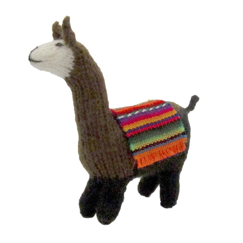 Holiday Ornament Andes Llama