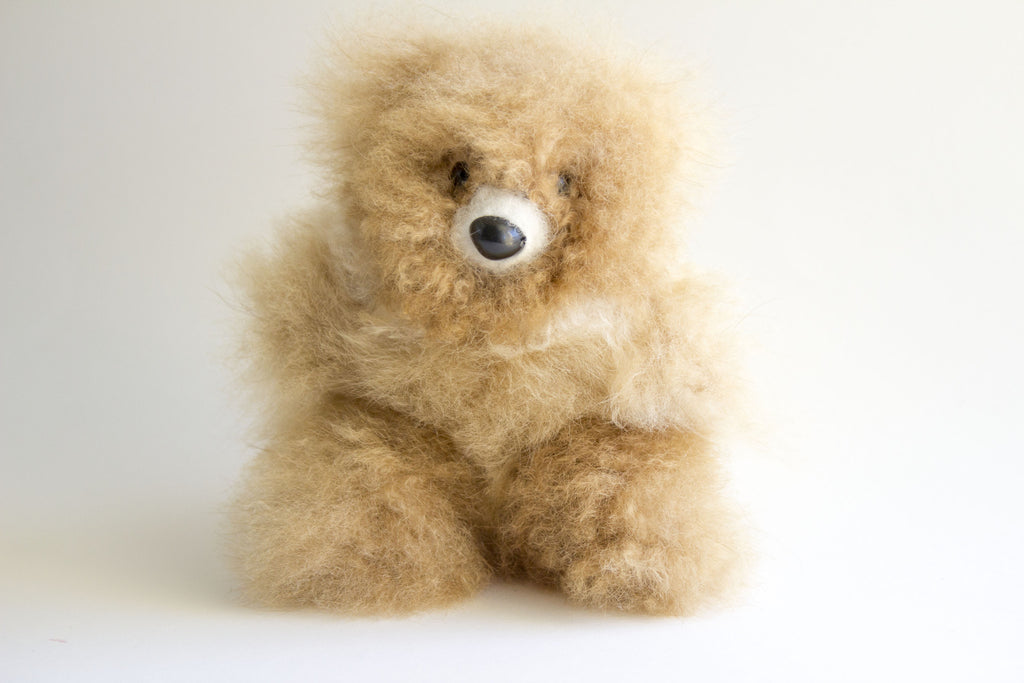 Alpaca Stuffed Small Bear