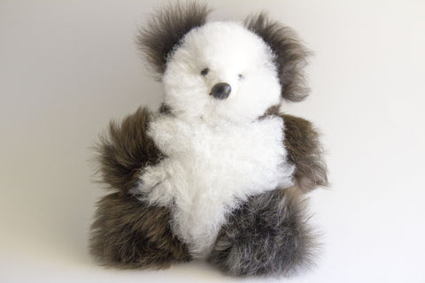 Alpaca Stuffed Small Panda Bear