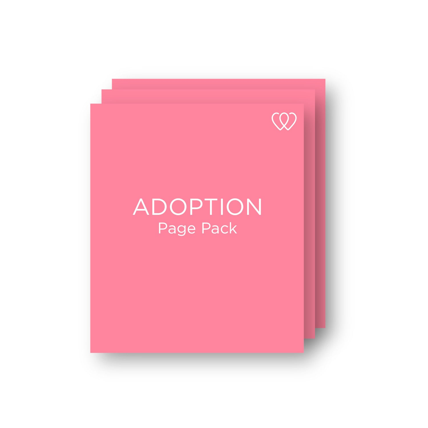 Adoption Page Pack