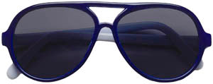 Teeny Tiny Optics Silicone Sunglasses - The Jet