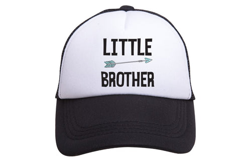 Tiny Trucker - Little Brother Trucker Hat