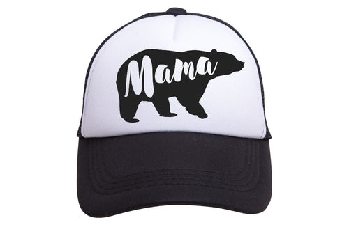 Tiny Trucker - Mama Bear Hat