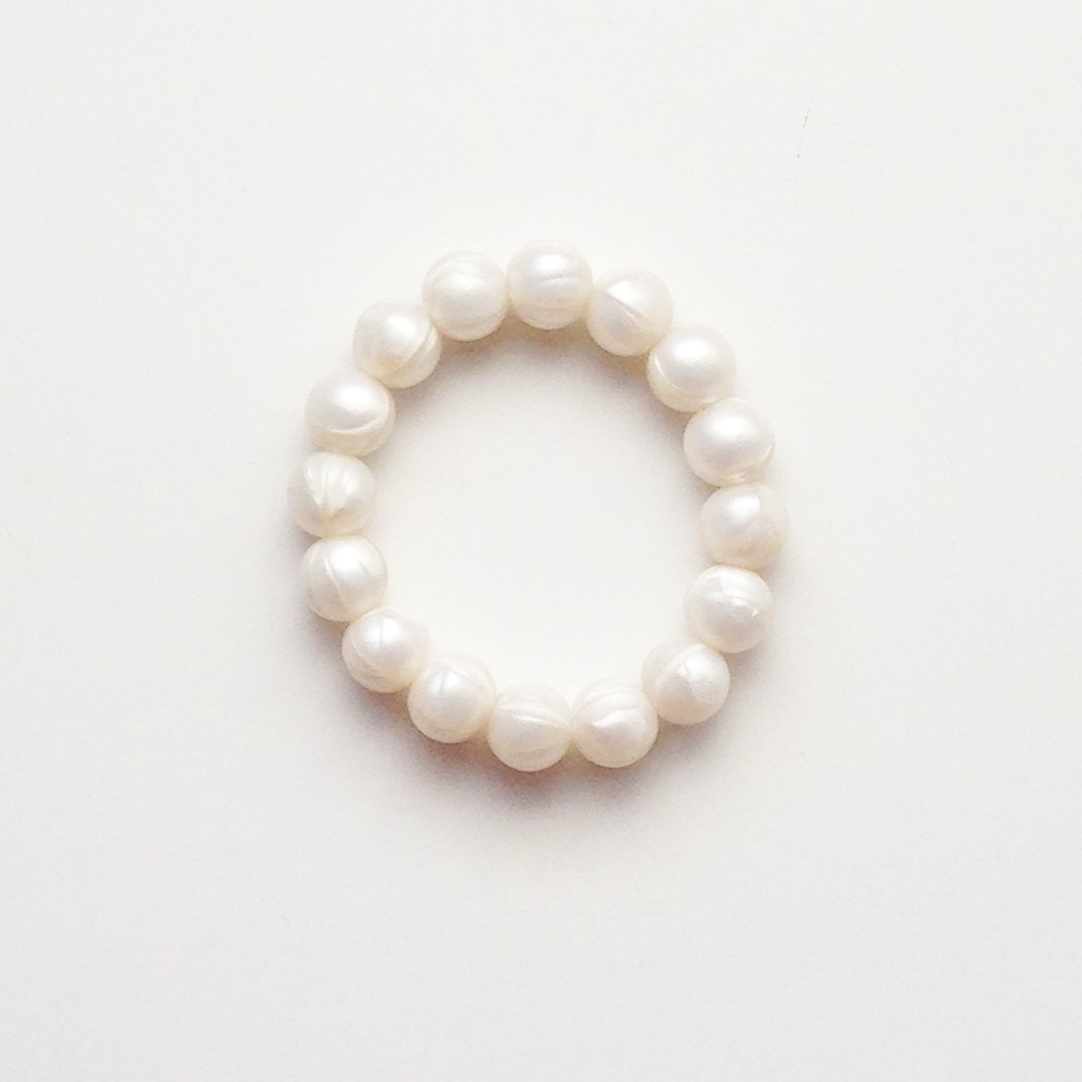 Full Beaded Silicone Teething Bracelet