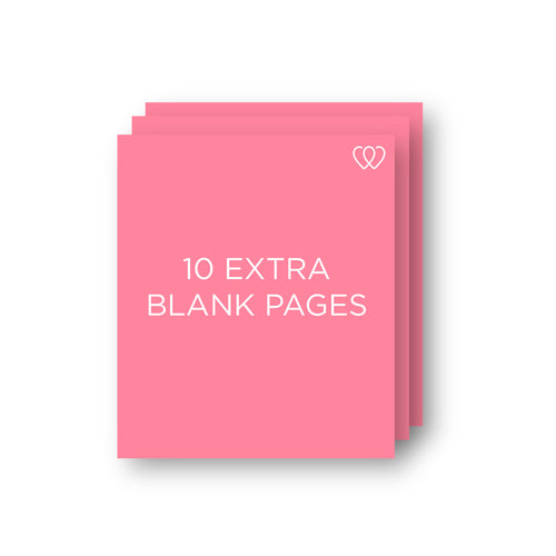 Extra Blank Pages