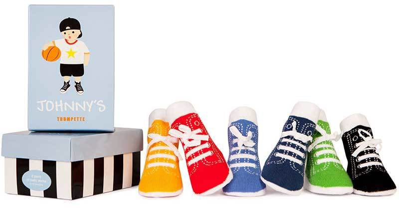 Trumpette - Johnny's Socks 6 pack