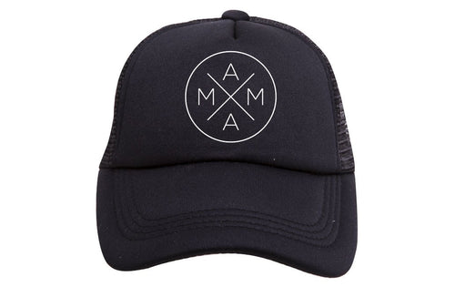 Tiny Trucker - Mama X Trucker Hat