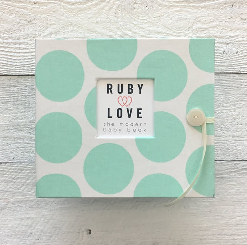Mint Dot Album/Binder Only