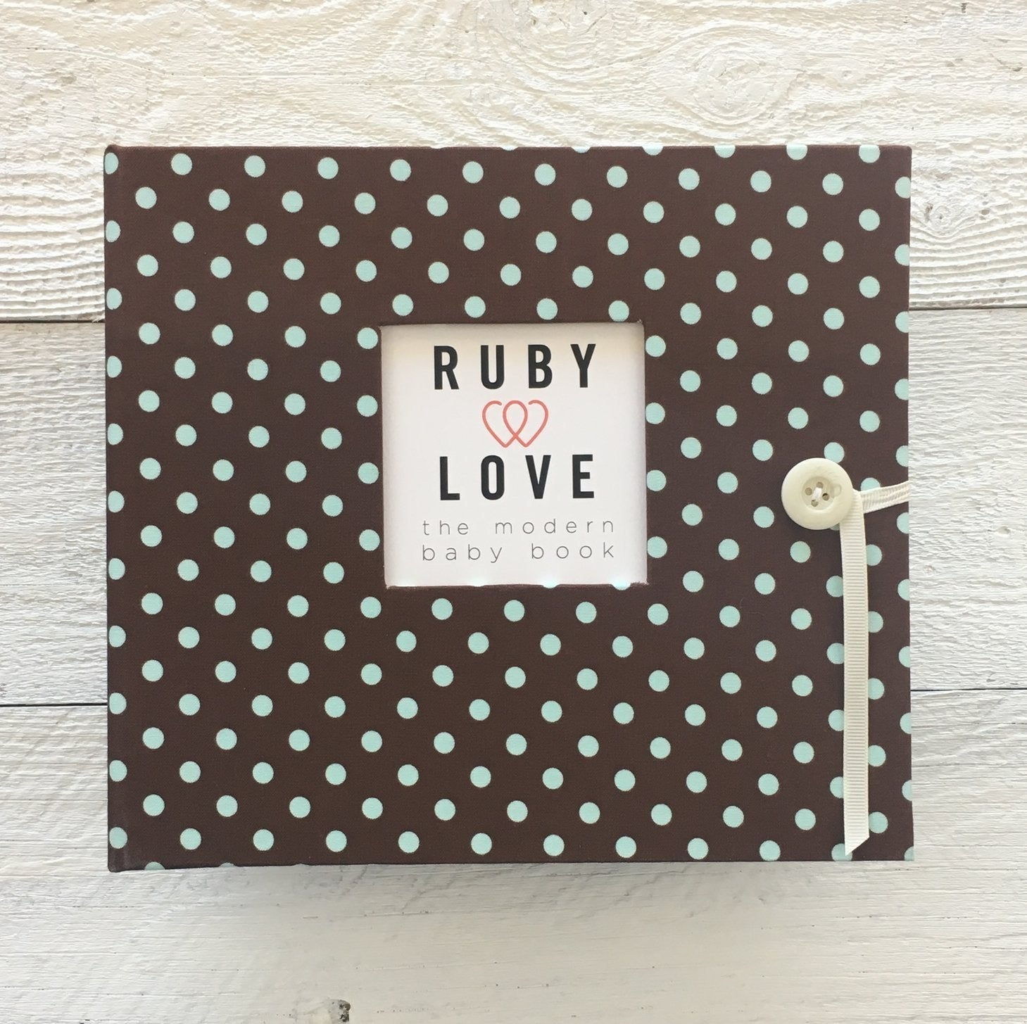 Baby Dot Album/Binder Only