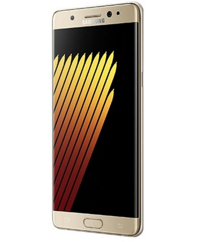Note 7 gold