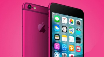 iphone 5e pink