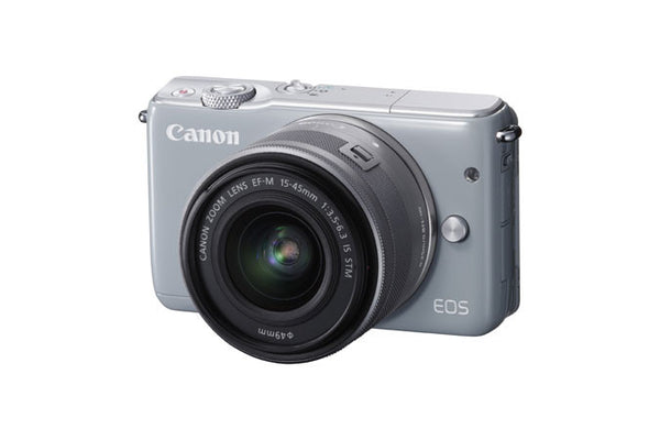 Canon EOS M10 kit (15-45mm) Grey