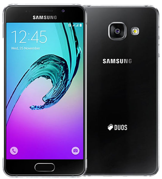 Samsung Galaxy A5(2016) Dual A510F/DS 4G 16GB Black (international version)