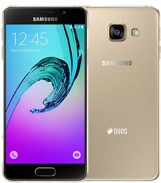 Samsung Galaxy A7(2016) Dual A710F/DS 4G 16GB Gold  (international version)