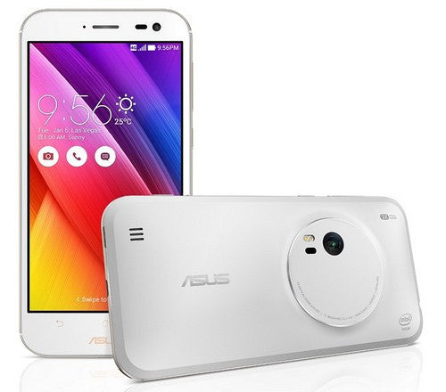 ASUS ZenFone Zoom ZX551ML 4G 64GB White(4GB Ram)