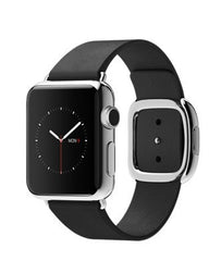Apple Watch 38mm with Black (Чёрный) Modern Buckle (M)