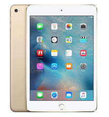 Apple iPad Mini 4 4G 64GB Gold