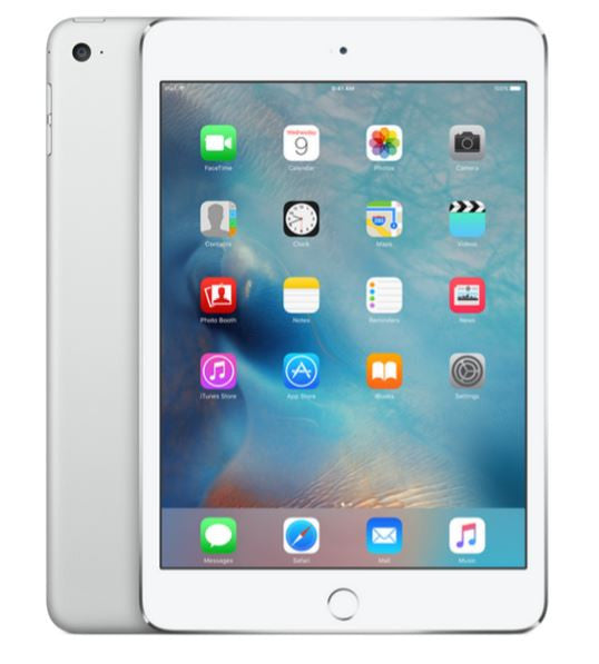 Apple iPad Mini 4 4G 64GB Silver