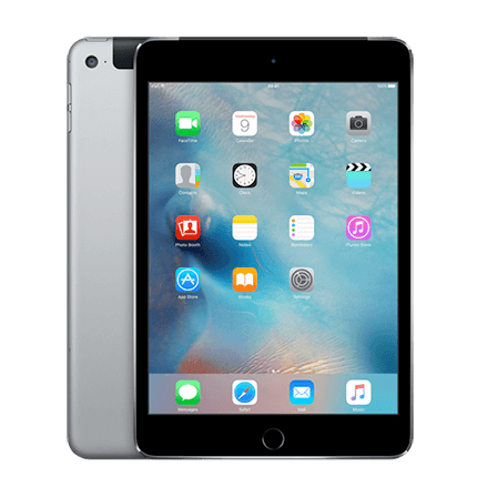 Apple iPad Mini 4 WiFi 128GB Space Grey