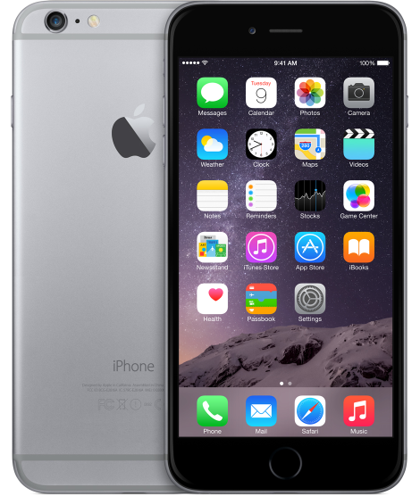 Apple iPhone 6 Plus 16G Space Grey