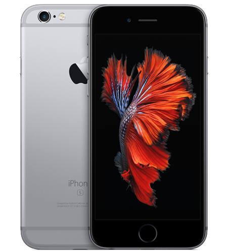 Apple iPhone 6s 16GB Space grey (unlocked)
