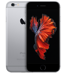 Apple iPhone 6s 128GB Space grey (unlocked)