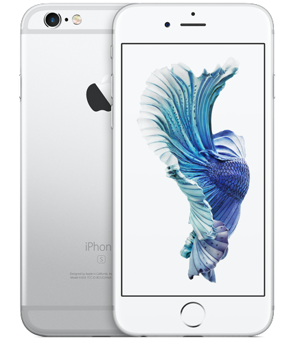 Apple iPhone 6s 64GB Silver (unlocked)