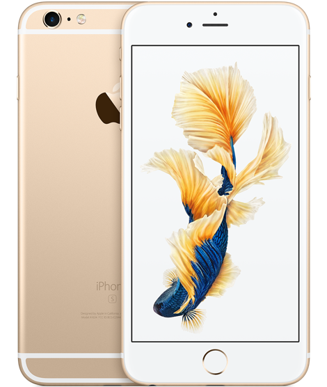 Apple iPhone 6s Plus 64GB Gold (unlocked)