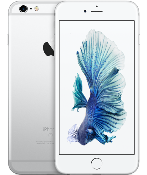 Apple iPhone 6s Plus 16GB Silver (unlocked)