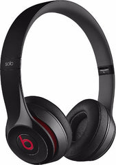 Beats Solo 2 WIRELESS Black Headphones