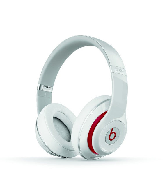 Beats By Dr.Dre Studio 2013 White