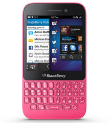 BlackBerry Q5 SQR100-2 Pink