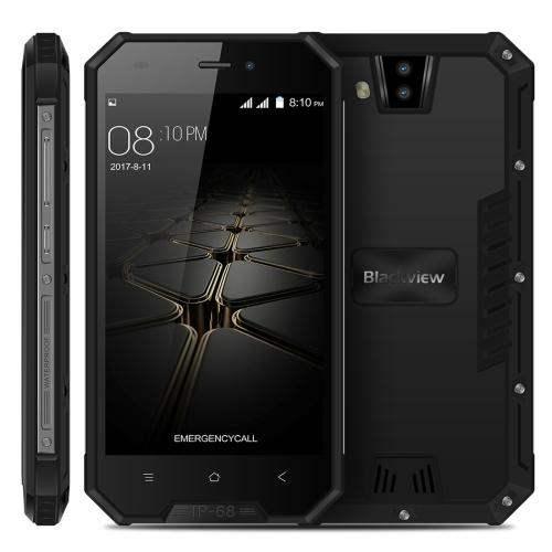 Blackview BV4000 Triple Proofing Dual Sim 8GB Black