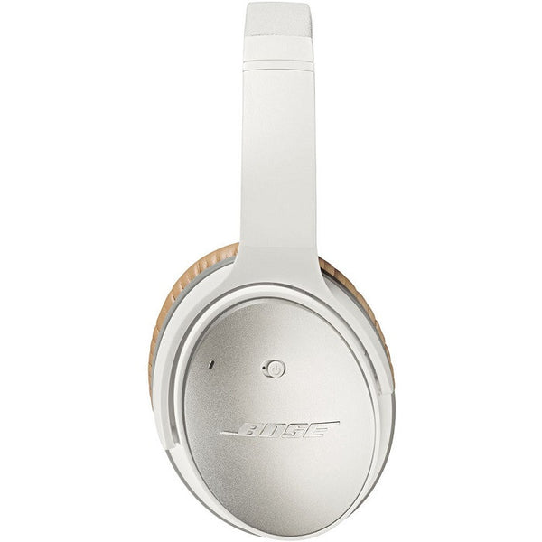 Bose QuietComfort 25 headphones White