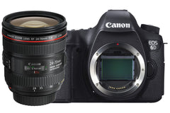 Canon EOS 6D Kit (24-70 f/4L IS USM)