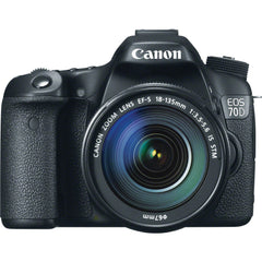 Canon EOS 70D kit (18-135mm STM)
