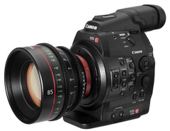 Canon EOS C300 Cinema Camera body (EF mount)