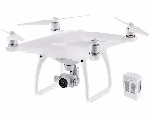 DJI Phantom 4 + 1 extra battery