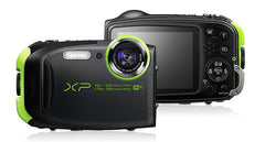 Fujifilm FinePix XP80 Black