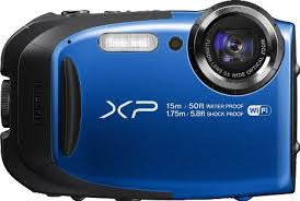Fujifilm FinePix XP80 Blue