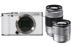 Fujifilm X-A2 Kit (16-50)(50-230) White