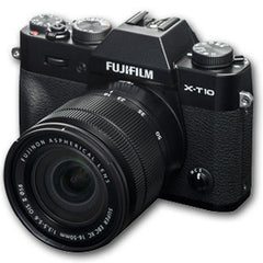 Fujifilm X-T10 Kit (16-50) Black