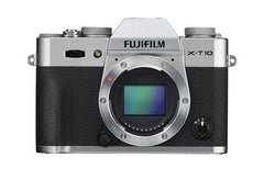 Fujifilm X-T10 Black Silver (body only)