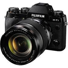 Fujifilm X-T1 Kit (18-135mm) (Black edition)