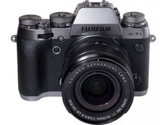 Fujifilm X-T1 Kit (18-55mm) (Graphite silver)