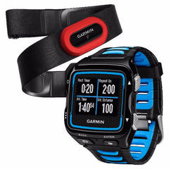 Garmin Forerunner 920XT Watch with HRM (Black/Blue)