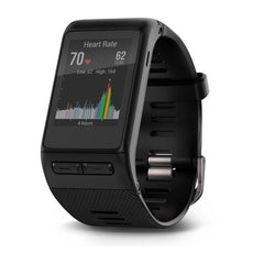 Garmin Vivoactive Watch with HRM (Black)