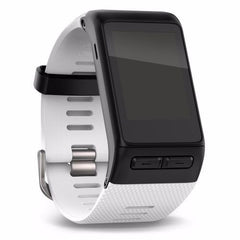 Garmin Vivoactive Watch with HRM (White)